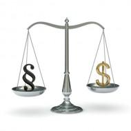 Wniosek o podział majątku podlega opłacie w wysokości 1000 zł. Jeżeli małżonkowie przedstawią wspólny projekt podziału, opłata od wniosku jest niższa i wynosi 300 zł.