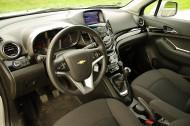 Chevrolet Orlando kopit